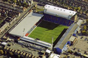 Selhurst Park Crystal Palace stadion